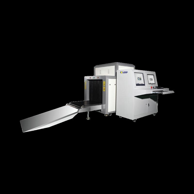Loop scanner metal detector