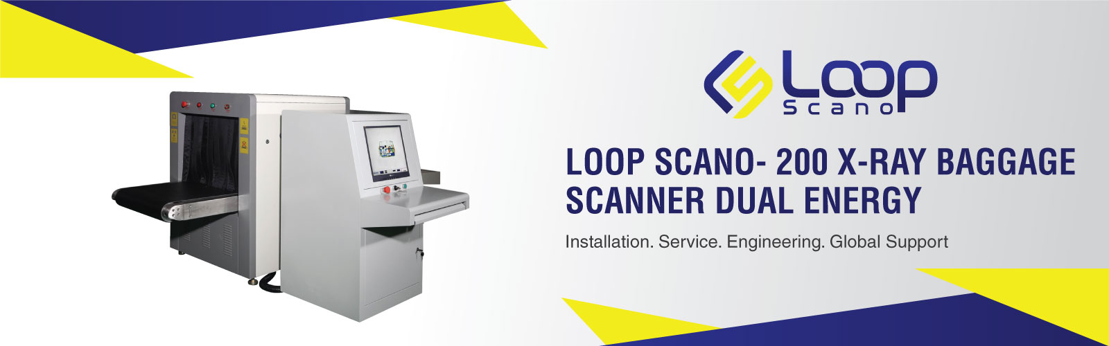 Loop Scano Baggage Scanner