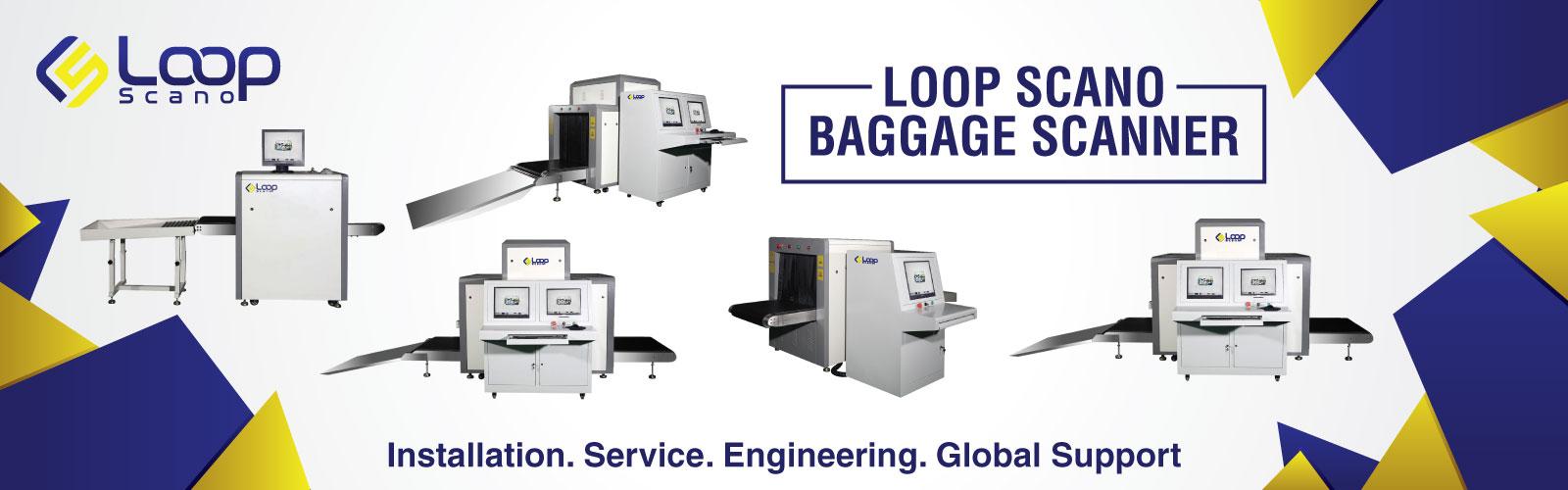 Loop Scano Baggage Scanner